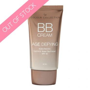 Colour Collection Age Defying BB Cream CoQ10 & Green Tea Extract SPF45