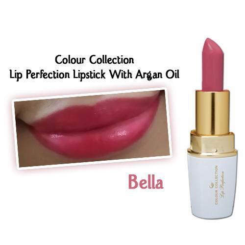 Colour Collection Lip Perfection Lipstick (Bella)