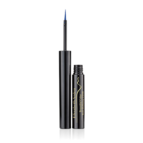 Elizabeth Arden Beautiful Color Bold Defining 24HR Liquid Eye Liner (Electric Blue 03)