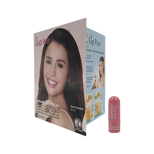 LipIce Sheer Color Strawberry - Color Changeable Lipbalm