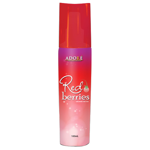 Adore Splash Cologne Red Berries