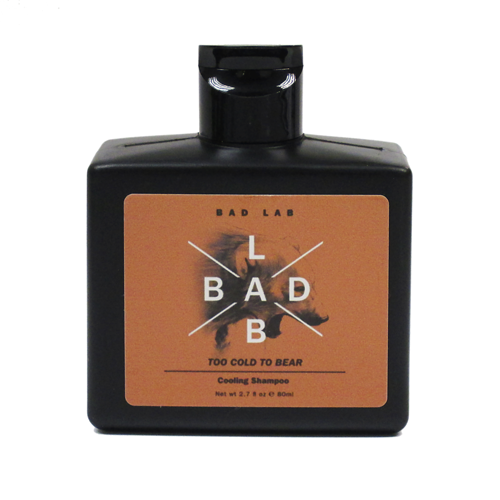 Bad Lab Too Cold To Bear Cooling Shampoo (For Men)