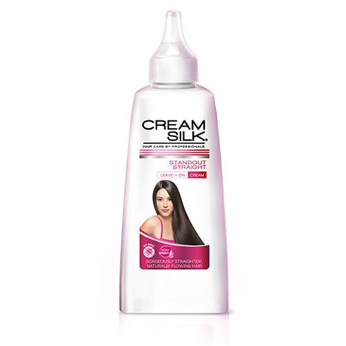 Cream Silk Standout Straight Leave-on Cream