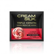 Cream Silk Triple Keratin Rescue Ultimate Color Revive Ultra-Conditioner (10ml)