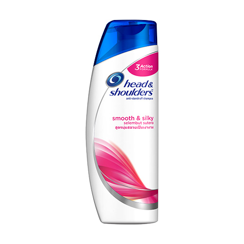 Head & Shoulders Smooth & Silky Shampoo and Conditioner