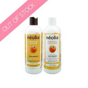 Neolia Apricot Shampoo and Conditioner