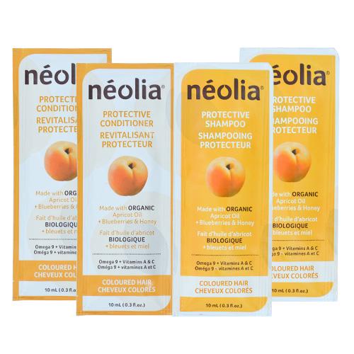 Neolia Apricot Shampoo and Conditioner