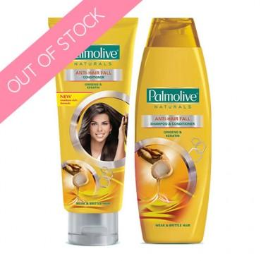 Palmolive Naturals Anti-Hair Fall Shampoo and Conditioner