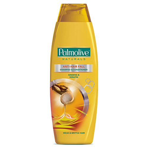 Palmolive Naturals Anti-Hair Fall Shampoo and Conditioner