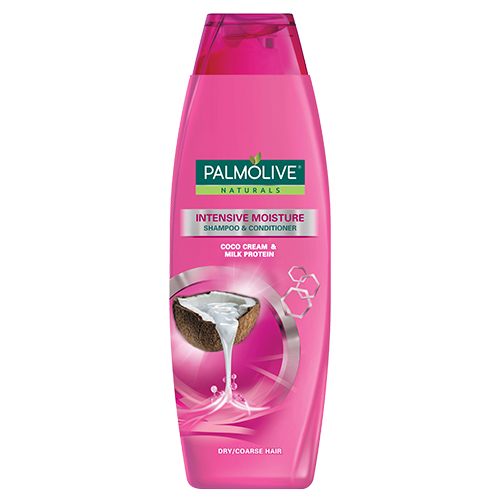 Palmolive Naturals Intensive Moisture Shampoo and Cream Conditioner