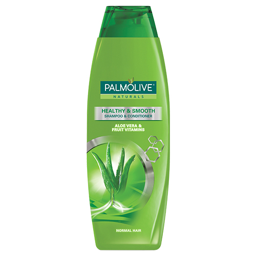 Palmolive Naturals Healthy & Smooth Shampoo and Cream Conditioner