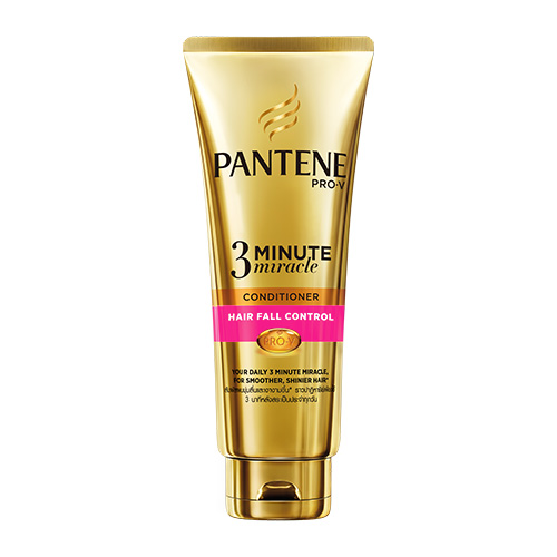 Pantene 3-Minute Miracle Conditioner (Hair Fall Control)