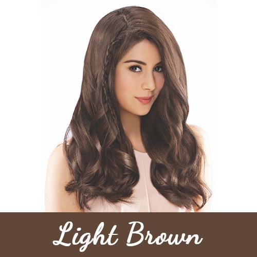 Shades Cream Hair Dye Light Brown