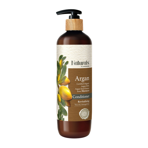 Naturals by Watsons Argan Oil Conditioner