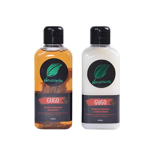 Zenutrients Gugo Strengthening Shampoo & Conditioner