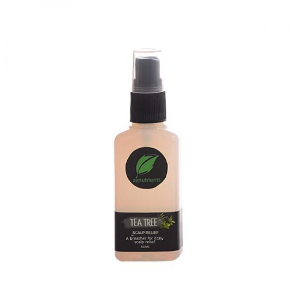 Zenutrients Tea Tree Scalp Relief Spray
