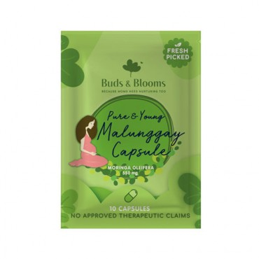 Buds & Blooms Pure & Young Malunggay Capsule