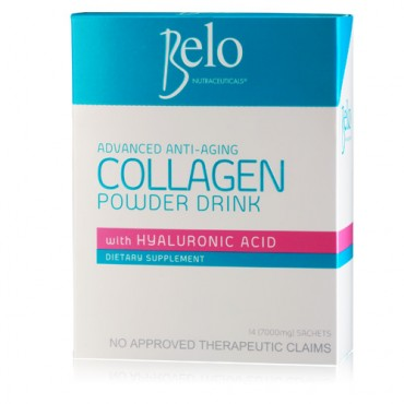 Belo Nutraceuticals Collagen Powder Drink (Sachet)