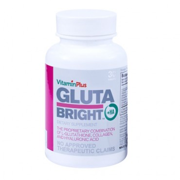 VitaminPlus Glutabright +HA
