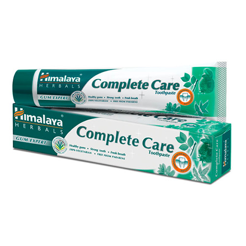 Himalaya Herbals Complete Care Herbal Toothpaste (NEW)