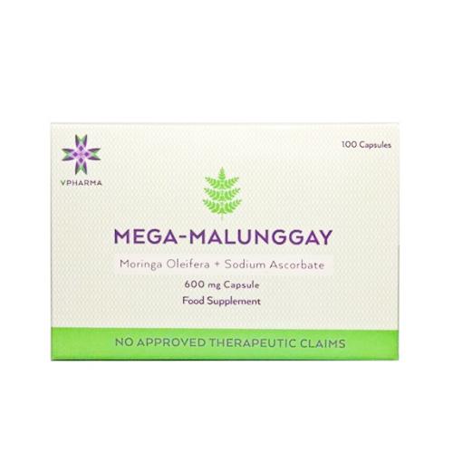 Mega-Malunggay Capsules