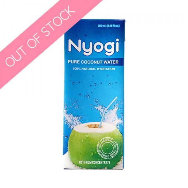 Nyogi Pure Coconut Water