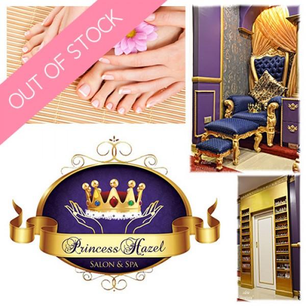 Princess Hazel Salon & Spa Manicure & Pedicure