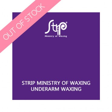 Strip Underarm Waxing