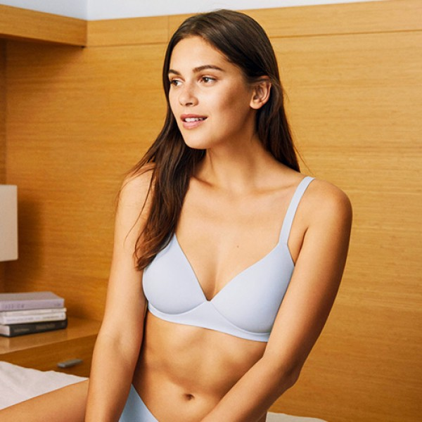 Uniqlo Beauty Soft Wireless Bra