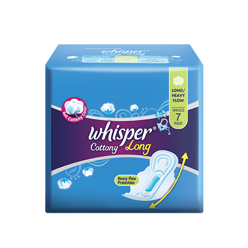 Whisper Cottony Long