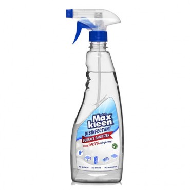 MaxKleen Disinfectant Surface Sanitizer
