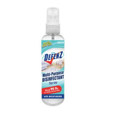 Defenz Multi-Purpose Disinfectant Spray