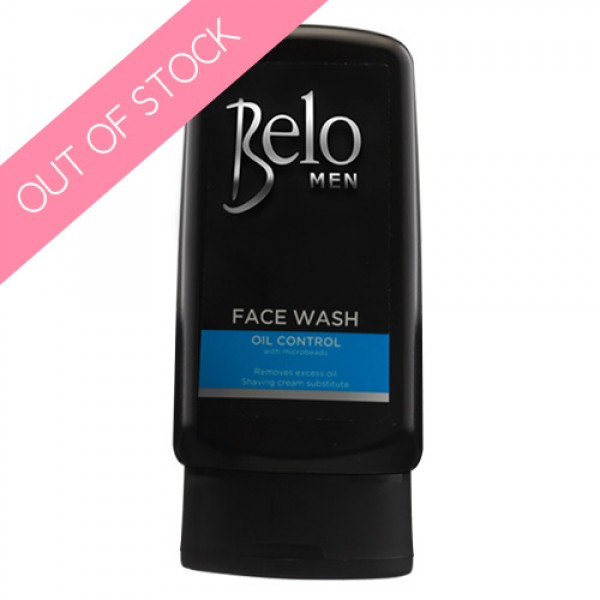 Belo Men Oil Control Face Wash