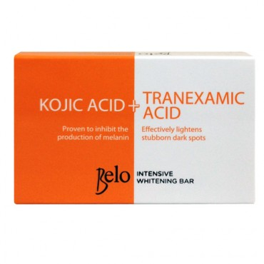 Belo Intensive Whitening Bar (Kojic Acid + Tranexamic Acid)