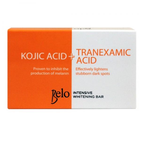 Belo Intensive Whitening Bar (Kojic Acid + Tranexamic Acid)