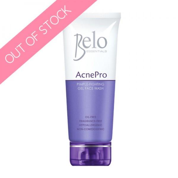 Belo Essentials AcnePro Pimple-Fighting Gel Face Wash