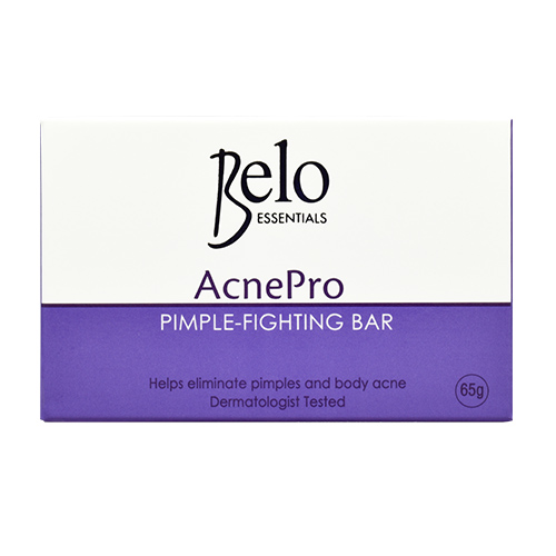 Belo Essentials AcnePro Pimple-Fighting Bar