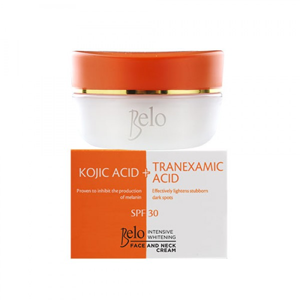 Belo Intensive Whitening Face and Neck Cream
