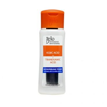 Belo Intensive Whitening Micropeeling Toner