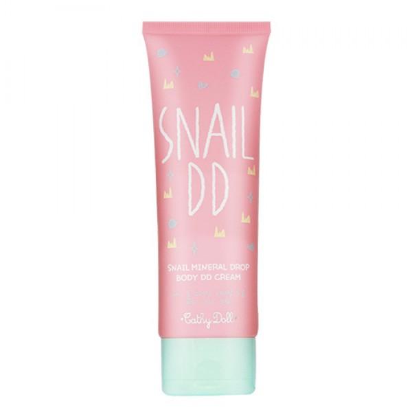 Cathy Doll Snail Mineral Drop Body DD Cream