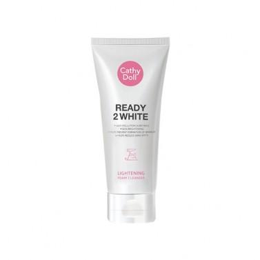 Cathy Doll Ready 2 White Lightening Foam Cleanser