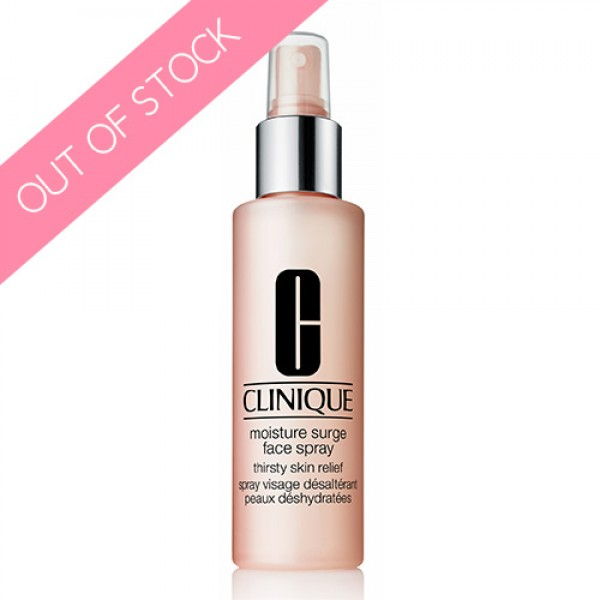 Clinique Moisture Surge Face Spray (Thirsty Skin Relief)