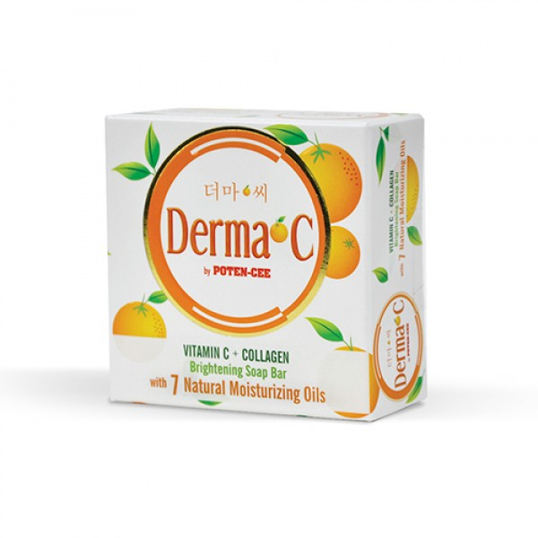 Derma-C Brightening Soap Bar