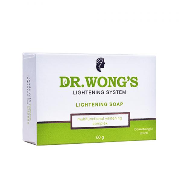 Dr Wong's Lightening Soap