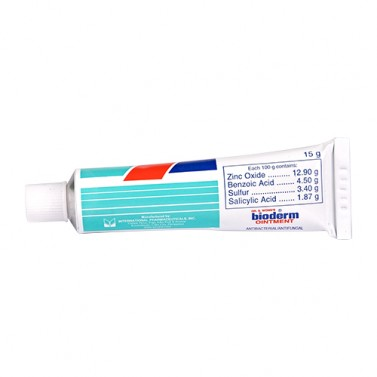 Dr. S. Wong's Bioderm Ointment