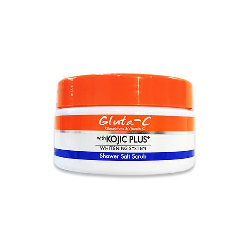 Gluta-C Kojic Plus+ Shower Salt Scrub