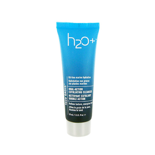 H2O Face Oasis Dual-Action Exfoliating Cleanser