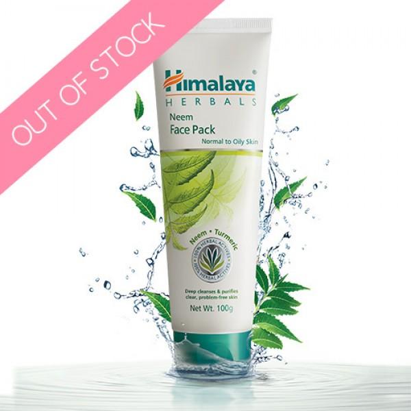 Himalaya Herbals Neem Face Pack