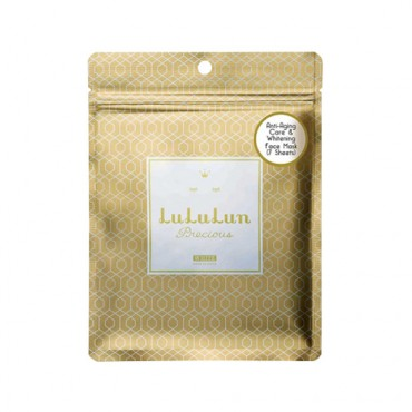 LuLuLun Precious Anti Aging Care and Whitening Face Mask