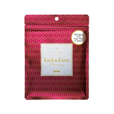 LuLuLun Precious Anti Aging Care Face Mask